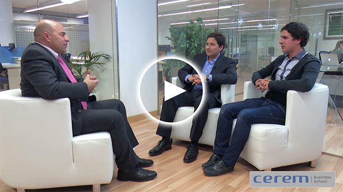 Entrevista Global Management Challenge